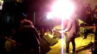 Casanova Rodeo (The Word Alive Cover) - Behind The Stage