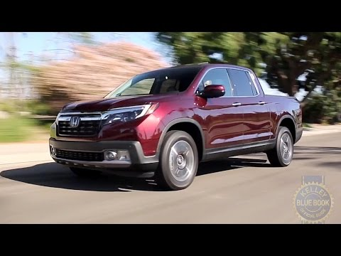 2017 Honda Ridgeline - Review and Road Test