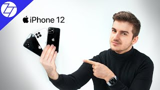 iPhone 12 (2020) - Smallest iPhone since the iPhone 5!