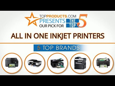 Best All in One Inkjet Printer Reviews 2017 – How to Choose the Best All in One Inkjet Printer