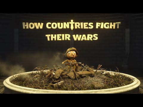 Kuinka muut maat sotivat?