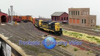 Santa Fe Peavine Division In HO Scale Episode 01 Trackside Model Railroading
