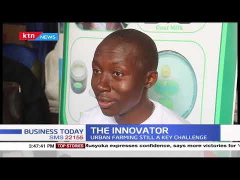 THE INNOVATOR: Focus on 2 young entrepreneurs making Yoghurt from Goat Milk