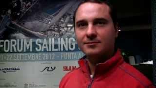 Youtube: Intervista a Marco Nannini, Forum Sailing Cup 2012