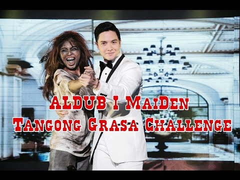 "Alden Richards & Maine Mendoza ""Tangong Grasa"""