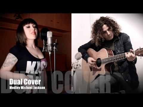 Lidia Bao | Michael Jackson medley (DualCover)
