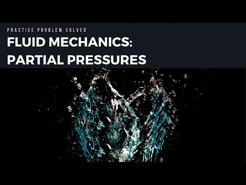 Perfect Gases: Partial Pressures and Specific Weight
