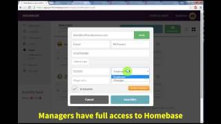 Manage Your Employee List - Homebase Training