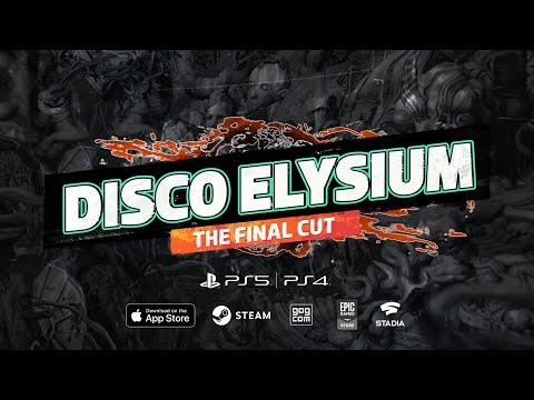 Trailer d'annonce de Disco Elysium: The Final Cut