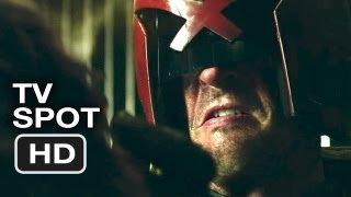 Dredd 3D TV Spot #2 (2012) Karl Urban Movie HD