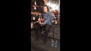 Donovan Sings Mellow Yellow & Explains Song Meaning
