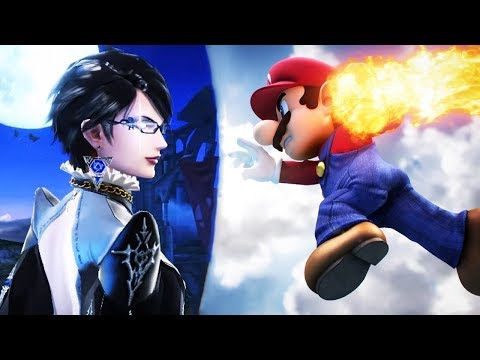 Super Smash Bros 4 All Cutscenes Movie / All Character Trailers | Wii U and 3DS 【FULL HD】