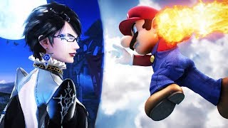 Super Smash Bros 4 All Cutscenes Movie / All Character Trailers   Wii U and 3DS 【FULL HD】