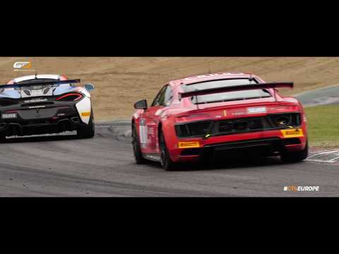 BRANDS HATCH 2019 - GT4 European Series