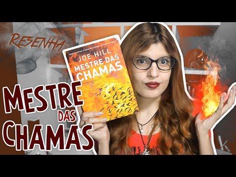 RESENHA: MESTRE DAS CHAMAS | Poison Books
