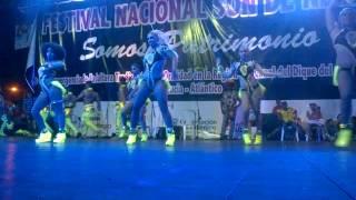 SON CALIMBA .. Festival SON DE NEGRO Santa lucia