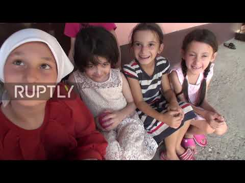 Russia: Children taken to Iraq by IS parents are returned to Grozny
