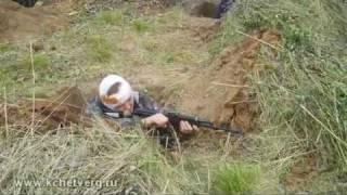 Военно-полевые сборы (Качканар, 2011)