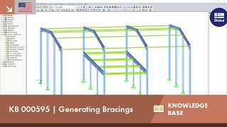 KB 000595 | Generating Bracings