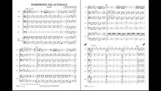 Symphony No. 63 Finale (Presto) by Franz Josef Haydn/arr. Jamin Hoffman