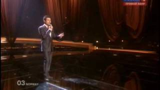 Didrik Solli-Tangen -  My Heart Is Yours (Eurovision 2010 - Norway)