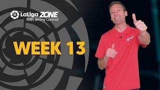 LaLiga Zone with Jimmy Conrad: Week 13