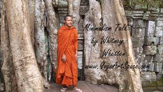 Talk on Minimalism