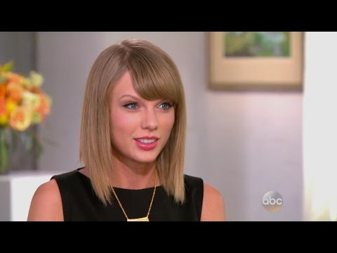 Taylor Swift Barbra Walters Interview | Barbra Walters Most Facinating People | ABC News