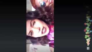 Marina And The Diamonds   Blue (Music Video)   BTS Filming [Periscope]