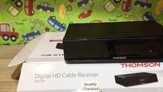 Thomson THC301 - Thomson THC301 Probleme - Digitaler HD recorder für Kabelfernsehen