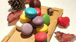 The Most Fool-Proof Macarons You