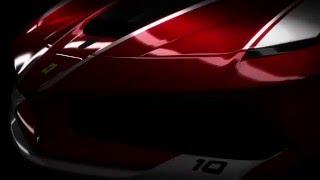 Trailer Ferrari FXX-K