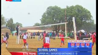 School games: Games ongoing in Nyeri county
