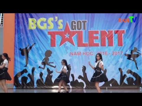 BGS's Got Talent - High School 2016 (6A1 - 7A1)