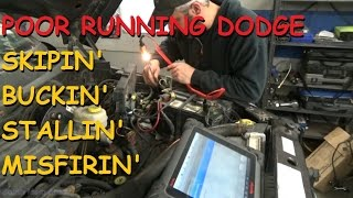 Dodge Ram 1500 - Spits, Sputters, Misfires and Stalls