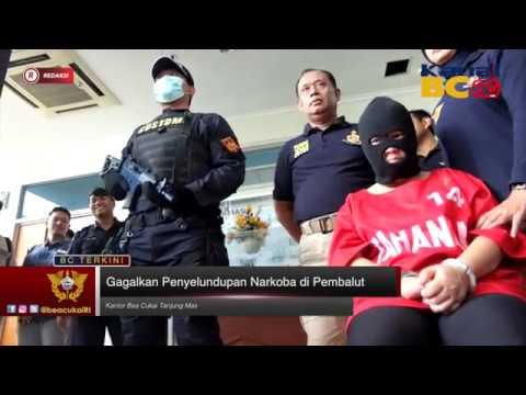 [Redaksi] Bea Cukai Tanjung Mas Gagalkan Penyelundupan Narkoba di Pembalut