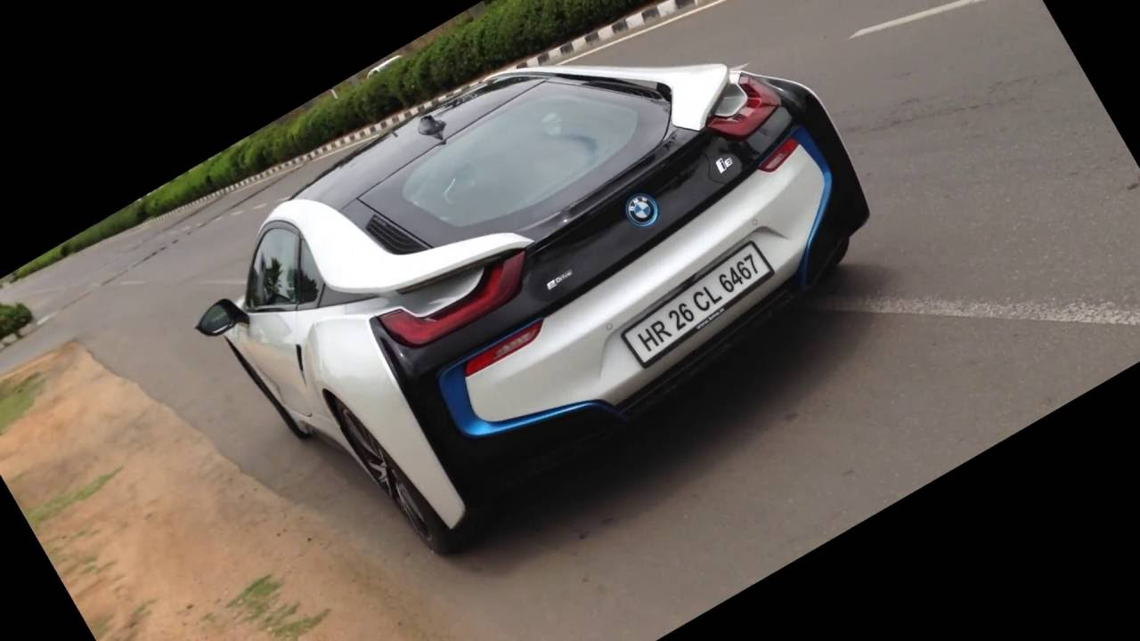 BMW i8 gone in 2.6 Second