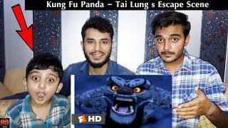 kung fu panda 3 kai vs furious five reaction - TH-Clip