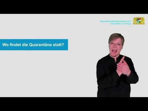 Bekanntmachung zu Quarantäne und Isolation (AV Isolation) vom 14. April 2021