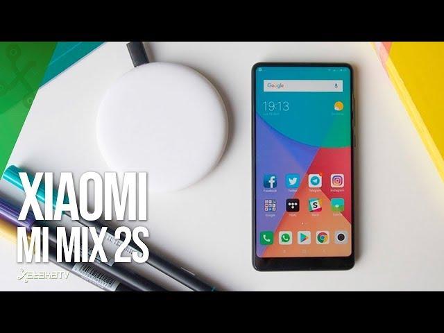 Xiaomi Mi MIX 2S, la DOBLE CÁMARA llega a los MIX