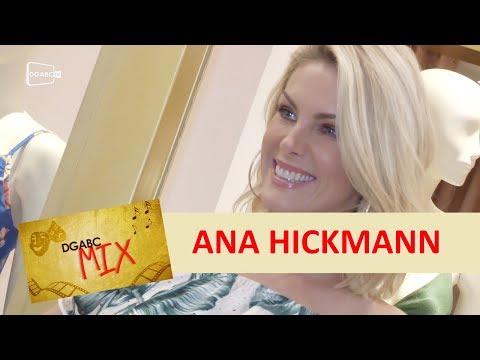 Ana Hickmann apresenta nova coleção de roupas no Grande ABC