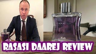 Rasasi Daarej Fragrance Review