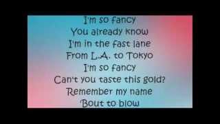 Madilyn Bailey - Fancy (Lyrics)