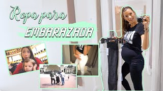 PROBÁNDOME ROPA De EMBARAZADA | ¡REPRESENTARÉ A ARAGÓN!  Qué EMOCIÓN | VLOG SEMANA 23 DE EMBARAZO