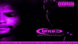 Chino XL - Kreep (Video Remix) [Chopped & Screwed] by DJ Vanilladream