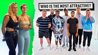WOMEN RATE THE MOST ATTRACTIVE SIDEMEN