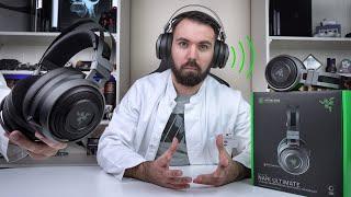 Nur blödes Marketing oder die Zukunft der Headsets? Razer Nari Ultimate das Vibrator Headset