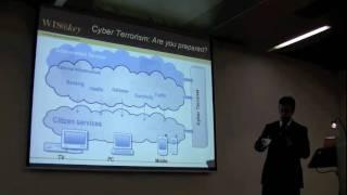 Carlos Creus Moreira Keynote sur la sécurité des transactions électroniques sur Internet - partie 2
