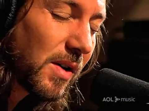 Pearl Jam - AOL Sessions - Gone