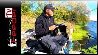 ☑️Vlog #23 Рыбалка на фидер. Ловля леща на осенней реке. Карп на фидер. Feederfishing tv